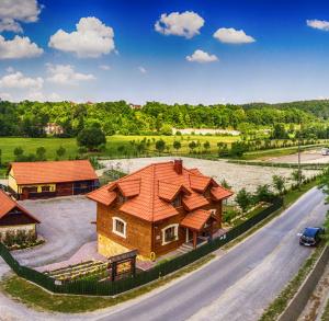 Ranczo w Dolinie - Bałtowski Kompleks Turystyczny