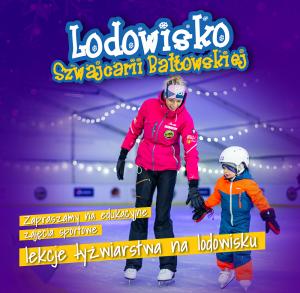 Zimowe zajęcia sportowe w Szwajcarii Bałtowskiej