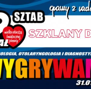 WOŚP w gminie Masłów - aktywnie!