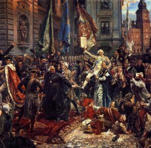 Spacer historyczny w rocznicę uchwalenia Konstytucji 3 Maja