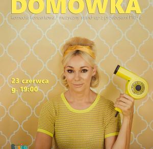 Sonia Bohosiewicz na domówce