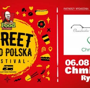 Street Food Polska Festival w Chmielniku