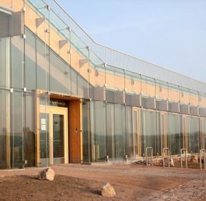 Geoeducation Centre in Wietrznia