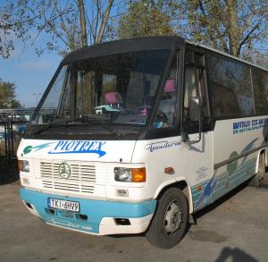 """Transport Osobowy """"Piotrex"""" Piotr Kopacz"""