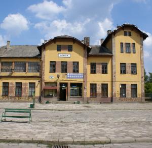 Dworzec PKS w Końskich [nieczynny]