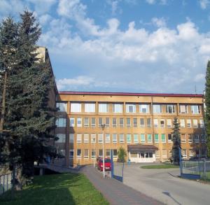 Anstalt für Gesundheitsfürsorge in Busko-Zdrój