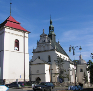 The former monastery of the Order of Saint Paul the First Hermit in Pińczów