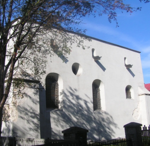 Renaissance Synagogue in Pińczów