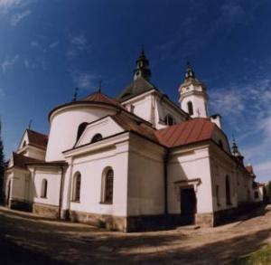 Kolegiata św. Michała w Ostrowcu Św.