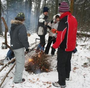 Winter Rally in Końskie
