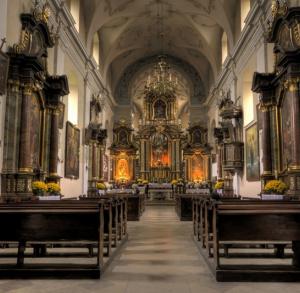 Kościół i klasztor reformatów w Pińczowie