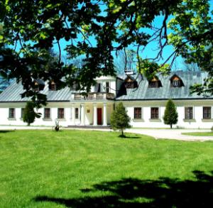 Mansion of Mikołaj Rej in Nagłowice