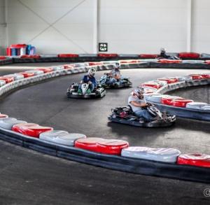 F1 Gokart Halowy Tor Kartingowy
