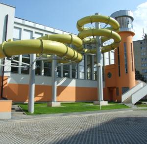 Kryta Pływalnia DELFIN w Kielcach