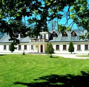 Punkt Informacji Turystycznej w Nagłowicach - obiekt w remoncie