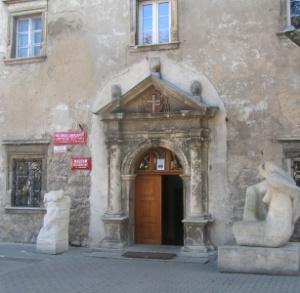 Tourist Information Center in Pińczów