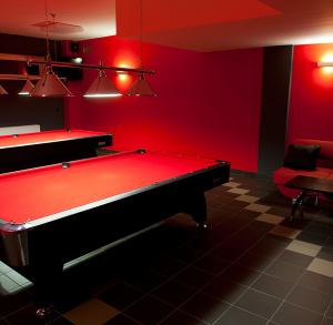 Obiekty sportowo - rozrywkowe w hotelu GRAFIT