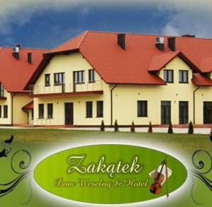 HOTEL Dom Weselny Zakątek**