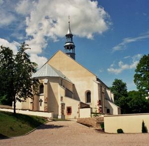 Świętokrzyski Szlak Architektury Drewnianej i Średniowiecznej