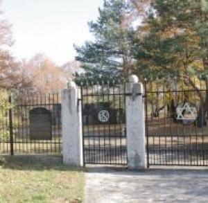 Jewish Cemetery in Kielce