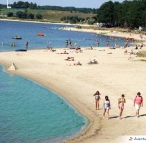 Public Beach in Chańcza