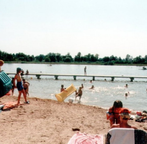 Miejsce kąpielowe Radzanów (dostępny 14.06.21 - 31.08.21)