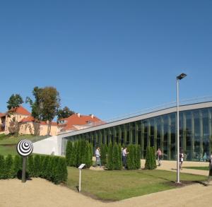 Regionalne Centrum Naukowo-Technologiczne. Zespół Pałacowo-Parkowy w Podzamczu Chęcińskim. Centrum Nauki Leonardo da Vinci.