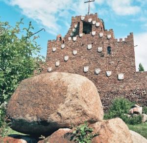 Sanctuary of Mother of Sorrows in Kałków-Godów