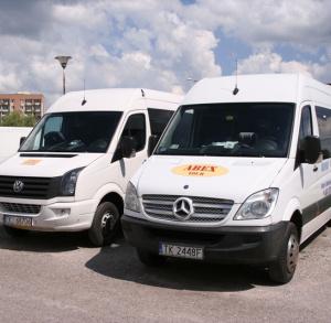 Biuro Turystyczne ABEX - Usługi transportowe