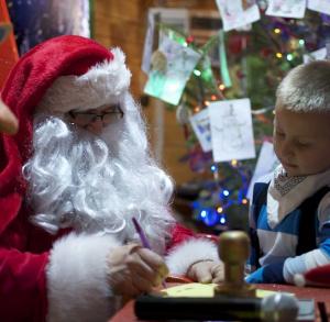 Wioska Świętego Mikołaja w Bałtowie
