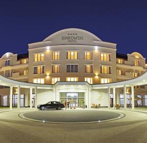 BINKOWSKI RESORT – największy i najnowocześniejszy kompleks konferencyjny regionu