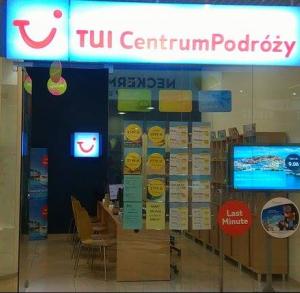 Biuro Podróży - TUI