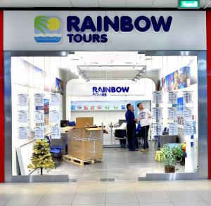 Biuro Podróży - RAINBOW