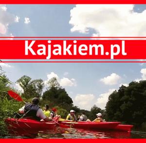 Kajakiem.pl – spływy kajakowe