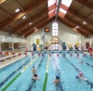 Indoor Swimming Pool in Busko-Zdrój