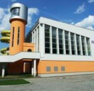 Indoor Swimming Pool DELFIN in Kielce