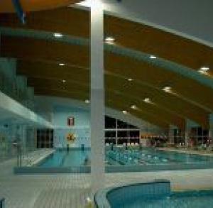 Indoor Swimming Pool NEPTUN in Ożarów