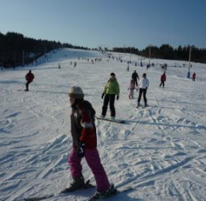 Skiing – closer you would ever imagine!