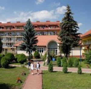 Rahabiliation and Therapeutic Stay in Nida Sanatorium