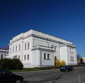Old Synagouge in Kielce