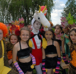 Children Festival in Pacanów