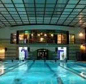 Indoor Swimming Pool in Jędrzejów
