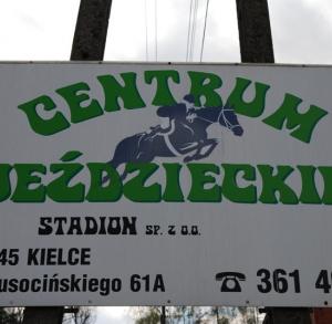 Park Stadion in Kielce