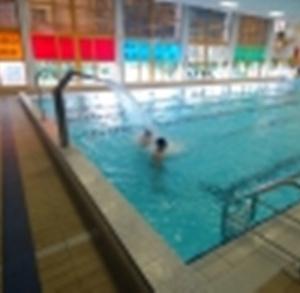Indoor Swimming Pool KORAL in Morawica