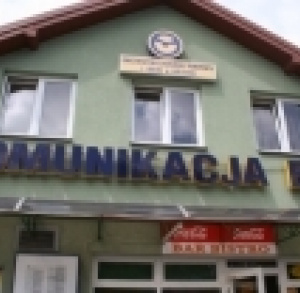 Private Bus Station (minibuses) in Kielce