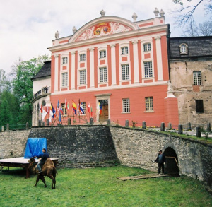 Tourist Information Center in Kurozwęki