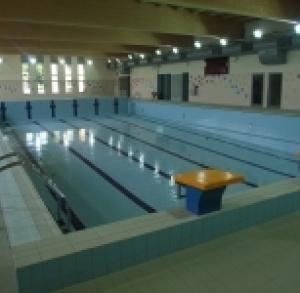 Indoor Swimming Pool ORKA in Kielce