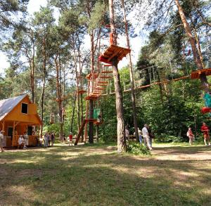 Kielecki Park Linowy