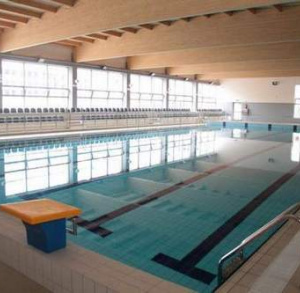 Indoor Swimming Pool FOKA in Kielce