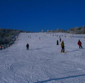 Ośrodek narciarski w Niestachowie